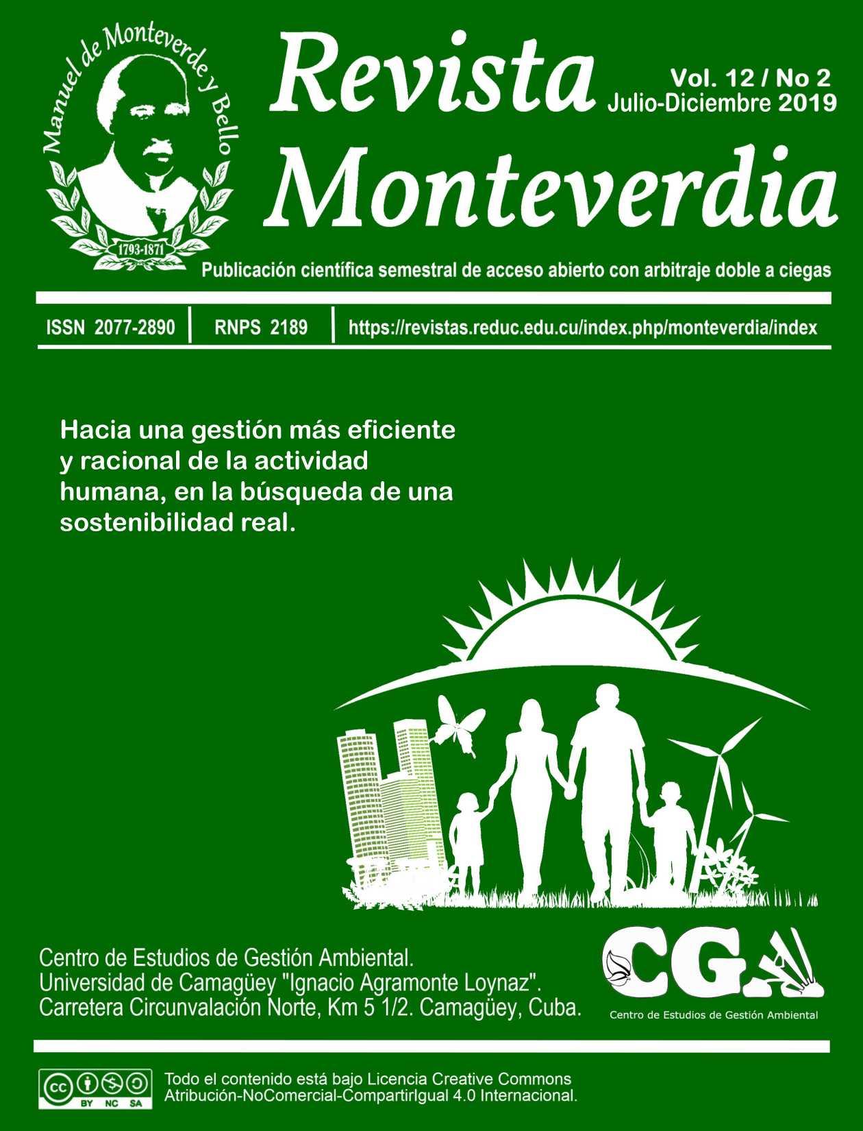 Revista Monteverdia