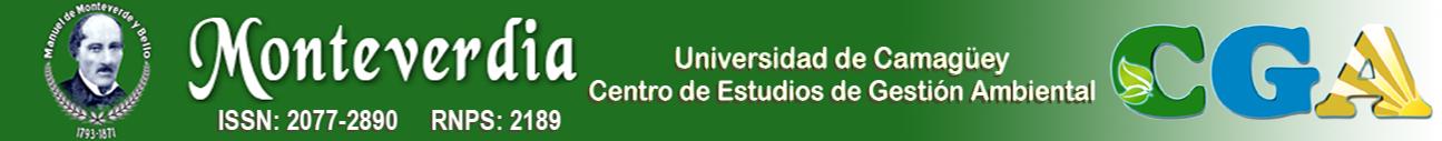 Revista MONTEVERDIA  ISSN: 2077-2890 RNPS: 2189